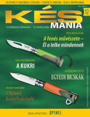 Késmánia Magazin 12. szám
