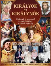Királyok és királynők - Bookazine
