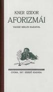 Kner Izidor aforizmái