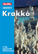 Krakkó - Berlitz zsebkönyv