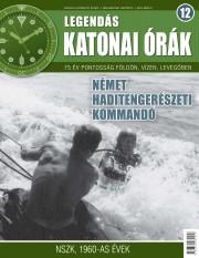 Legendás katonai órák 12. Német haditengerészeti kommandó
