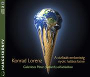 A civilizált emberiség nyolc halálos bűne - hangoskönyv