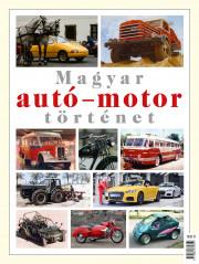 Magyar autó-motor történet - Bookazine