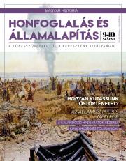 Magyar história sorozat 1. kötet (keménytáblás) - Honfoglalás és államalapítás