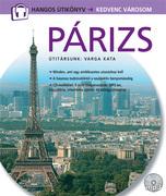 Párizs - Hangos útikönyv