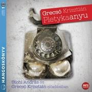 Pletykaanyu - hangoskönyv