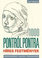 1000 Pontról pontra – Híres festmények