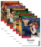 Regényes életek sorozat, 1-8. kötet