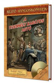 A tizennégy karátos autó - Rejtő hangoskönyv-sorozat 2.