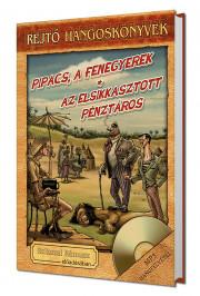 Pipacs, a fenegyerek - Rejtő hangoskönyv-sorozat 6.