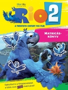 Rio 2. -  Matricáskönyv