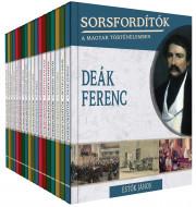 Sorsfordítók a magyar történelemben sorozat 1-18. kötet