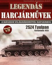 Legendás harcjárművek sorozat 6.