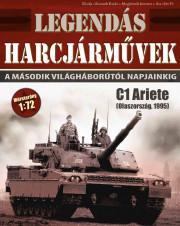 Legendás harcjárművek sorozat 12.