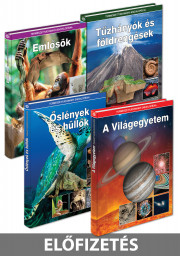 Természettudományi enciklopédia sorozat előfizetés 2-16. kötet