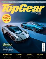 BBC TopGear magazin - II. évfolyam, 7-8. szám (2019. július-augusztus)