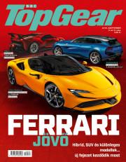 BBC TopGear magazin - II. évfolyam, 9. szám (2019. szeptember)