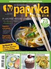 TV Paprika Magazin - II. évfolyam,  1. szám (2015. január)