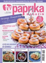 TV Paprika Magazin - II. évfolyam,  2. szám (2015. február)