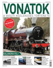 Vonatok - Bookazine